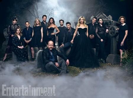 El elenco de Buffy la Cazavampiros se reúne para celebrar el aniversario número 20 de la serie