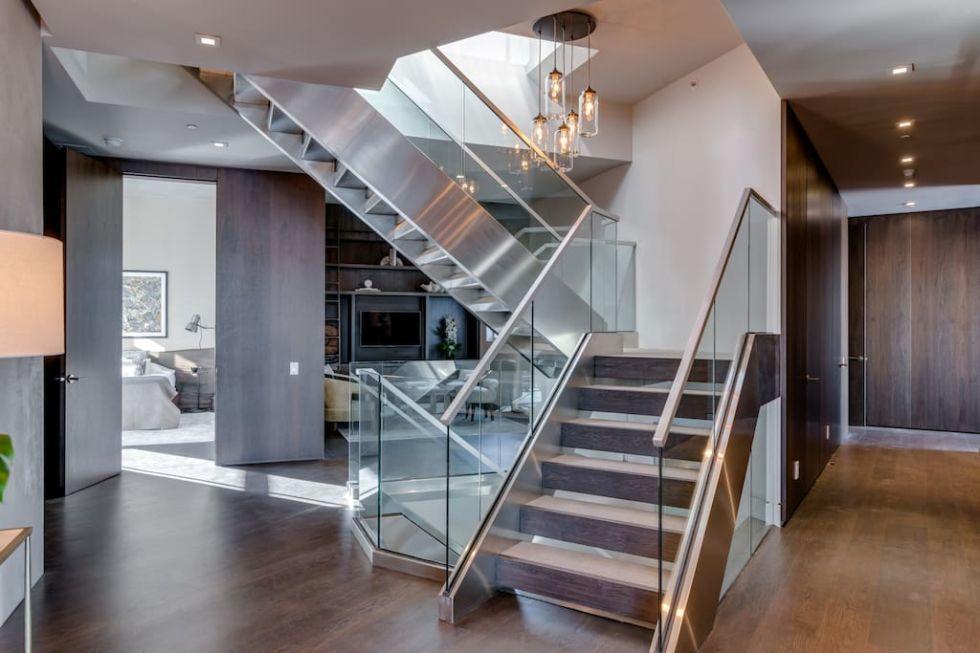 Foto de La casa de alquiler de Kim Kardashian y Kanye West en Nueva York (1/28)