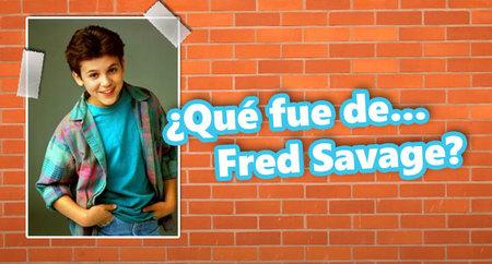 ¿Qué fue de... Fred Savage?
