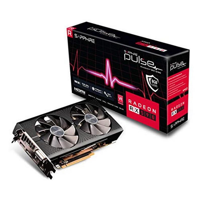 Sapphire Pulse Radeon RX 590 8GB GDDR5