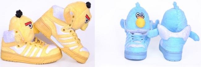Adidas Angry Birds