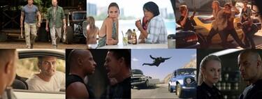 'Fast & Furious': en qué orden conviene ver todas las películas de la saga