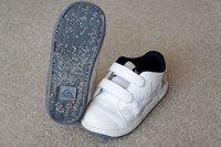 Resolviendo conflictos: las zapatillas con las suelas empedradas