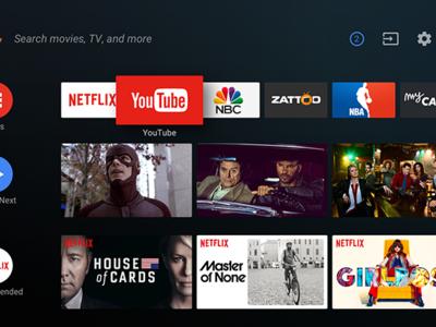 Android TV por fin recibe un lavado de cara: estrenará interfaz en Android O