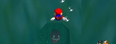 Super Mario 64: cómo conseguir la estrella Can the Eel Come Out to Play? de Jolly Roger Bay