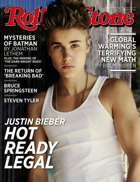 Justin Bieber para la Rolling Stone, un James Dean venido algo a menos
