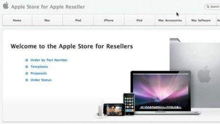 Apple renueva su tienda especial para distribuidores autorizados