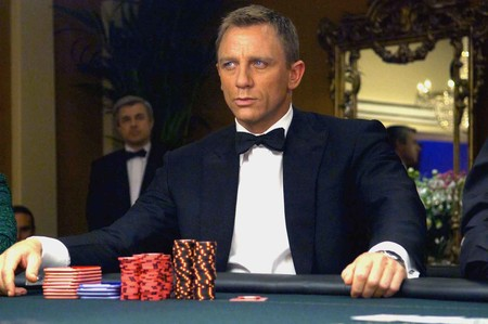James Bond Casino Royle