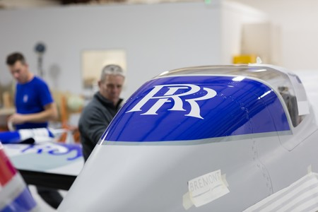 Rolls Royce Accel 4