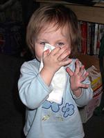Si tu hijo sangra por la nariz no te asustes: las hemorragias son fáciles de controlar