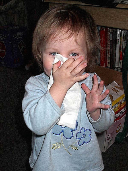 pomada para hemorragia nasal