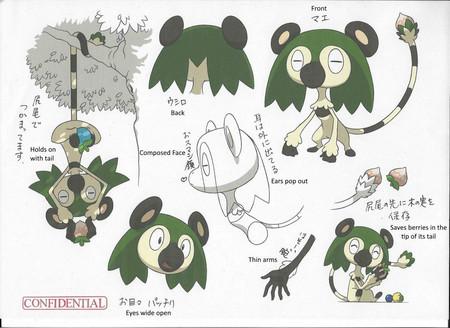 Pokemon Octava Generacion Rumor Planta