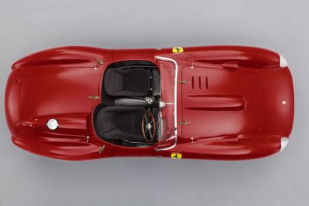 1957 Ferrari 315 335 S Scaglietti Spyder Collection Bardinon 9 C Artcurialphotographechristianmartin