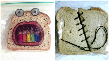 Sandwich ilustrado