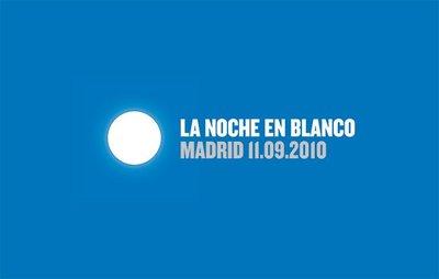 Fotografía para el fin de semana: La Noche En Blanco Madrid 2010 y Rally fotográfico en Zaragoza
