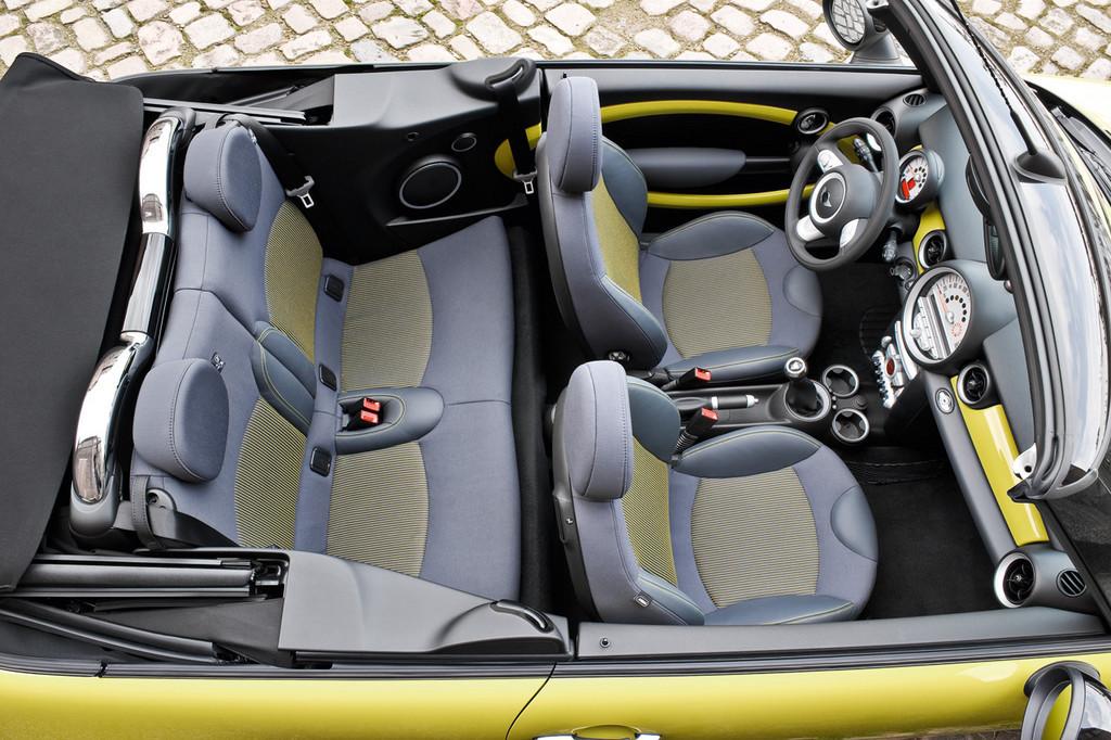 Foto de Nuevo Mini Cabrio (17/26)