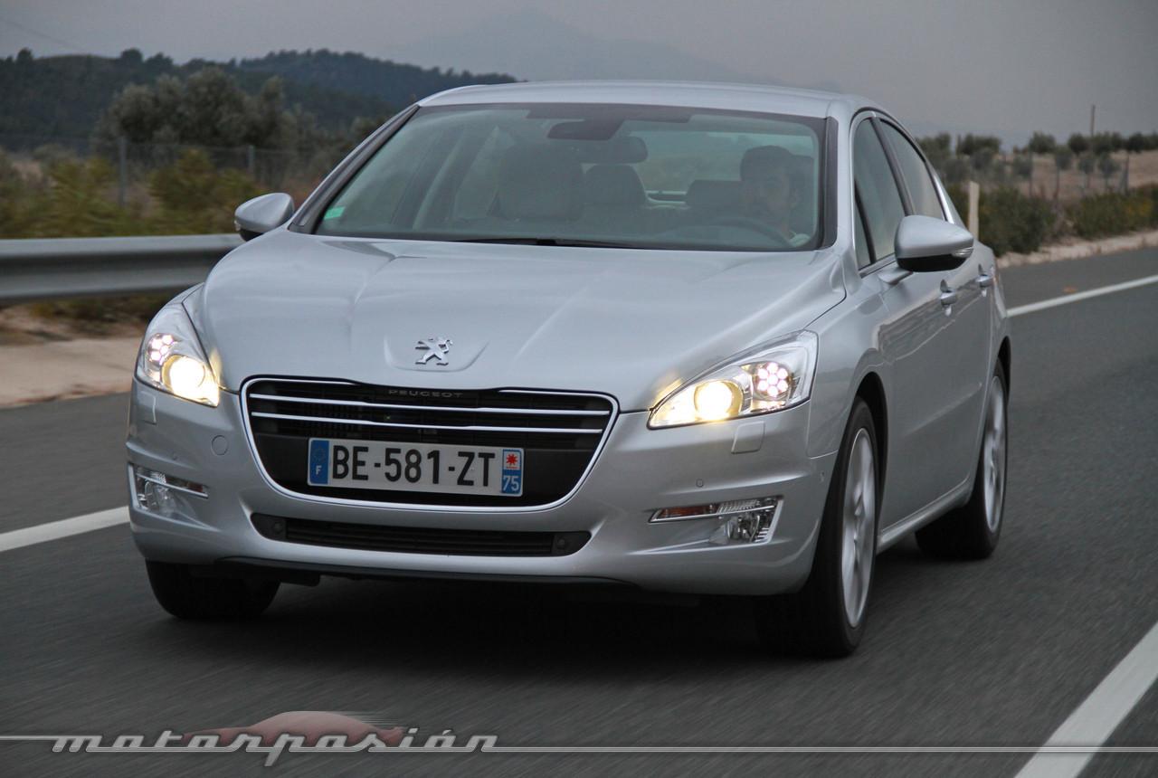 Foto de Peugeot 508 y 508 SW (presentación) (93/118)