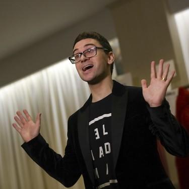 Christian Siriano pone cifras al movimiento «plus size»: confiesa que ha triplicado su negocio desde que amplió el tallaje