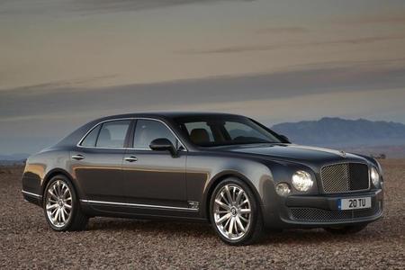 Bentley incrementa un 32% sus ventas en lo que llevamos de año