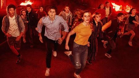 'The Society' lo tiene todo para ser tu nueva obsesión en Netflix: un acertado cruce de drama adolescente y misterio de ciencia-ficción