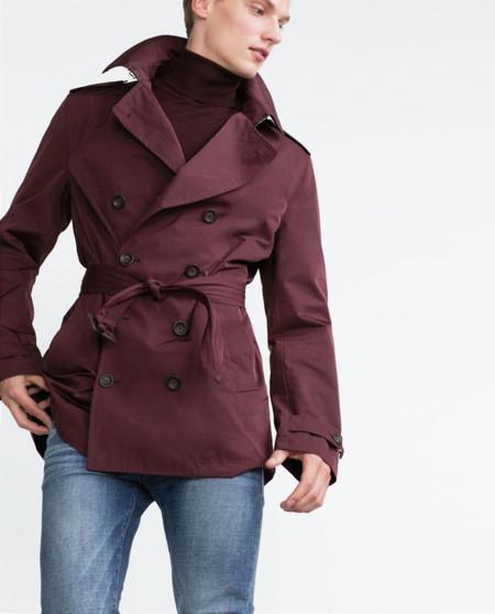 20150814 Zara Trench
