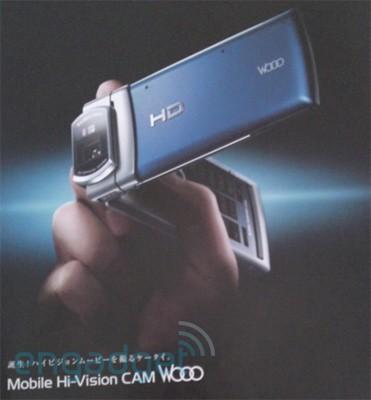 Hitachi prepara un teléfono capaz de grabar vídeo a 720p