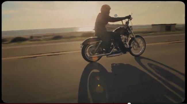Harley Davidson Sporster Seventy-two