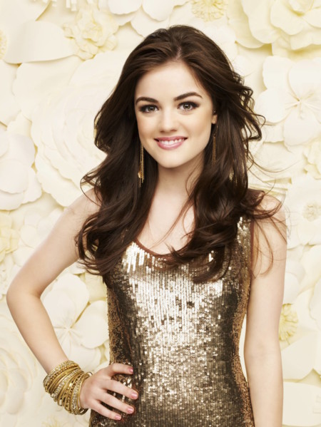 Lucy Hale Pretty Little Liars Outfits Wallpaper 4
