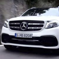 El Mercedes GL ahora se llama GLS y en este vídeo podemos ver algunos de los cambios