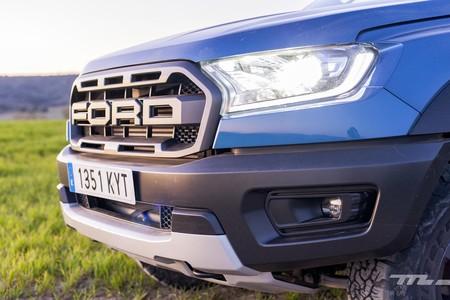 Ford Ranger Raptor 2020 Prueba 009