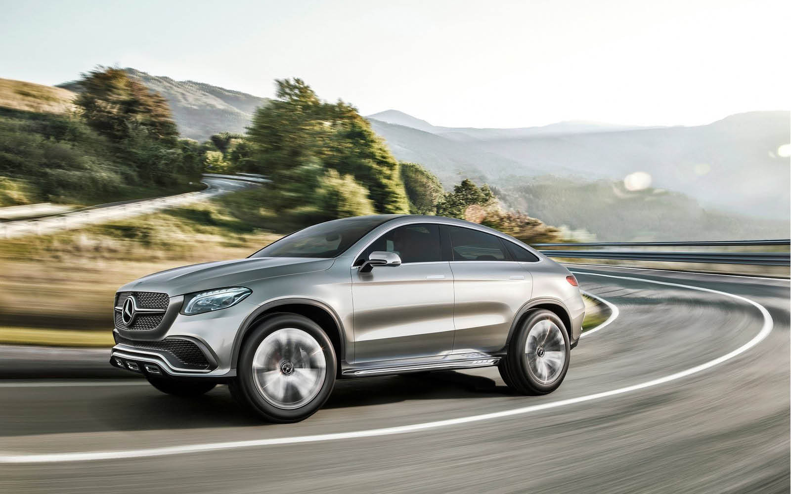 Mercedes-Benz Coupé SUV Concept