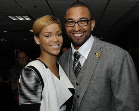 Rihanna por fin reconoce su relación con Matt Kemp