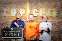¿Creéis que los programas tipo Top Chef o Master Chef benefician a la gastronomía? La pregunta de la semana