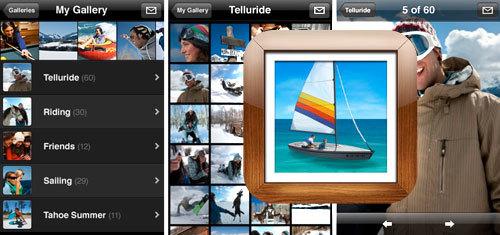MobileMeGallery,lanuevaaplicacióndeAppleparaeliPhone