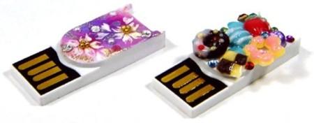 MicroSD decorables