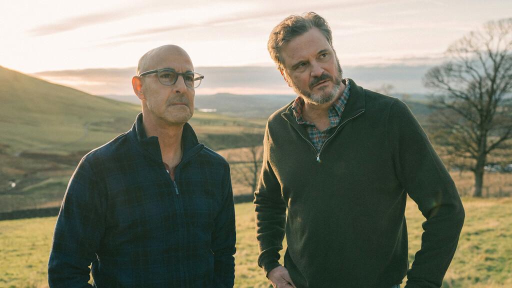 'Supernova': este emocionante tráiler avisa que la pareja formada por Stanley Tucci y Colin Firth nos va a destrozar