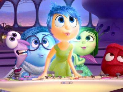 Oscars 2016   'Del revés (Inside Out)' es la mejor película animada