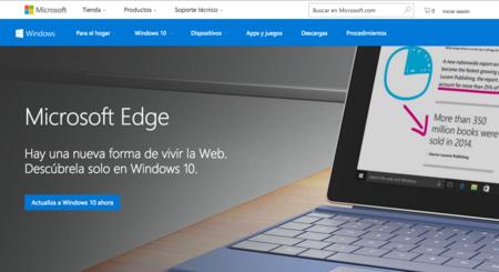 Las extensiones no llegarán a Microsoft Edge hasta el año que viene