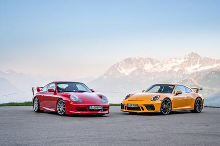El Porsche 911 GT3 cumple 20 años