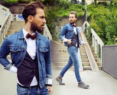 Moda para hombres: el chaleco de entretiempo