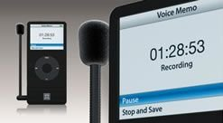 MicroMemo, otro micrófono para iPod