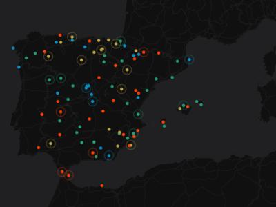 Descubre los Paisajes Culturales de España a través de este mapa interactivo