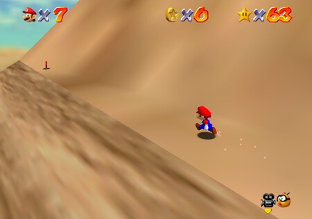 Super Mario 64 Mundo8 Estrella5 01