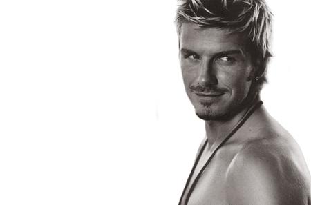 David Beckham, estilo e imagen