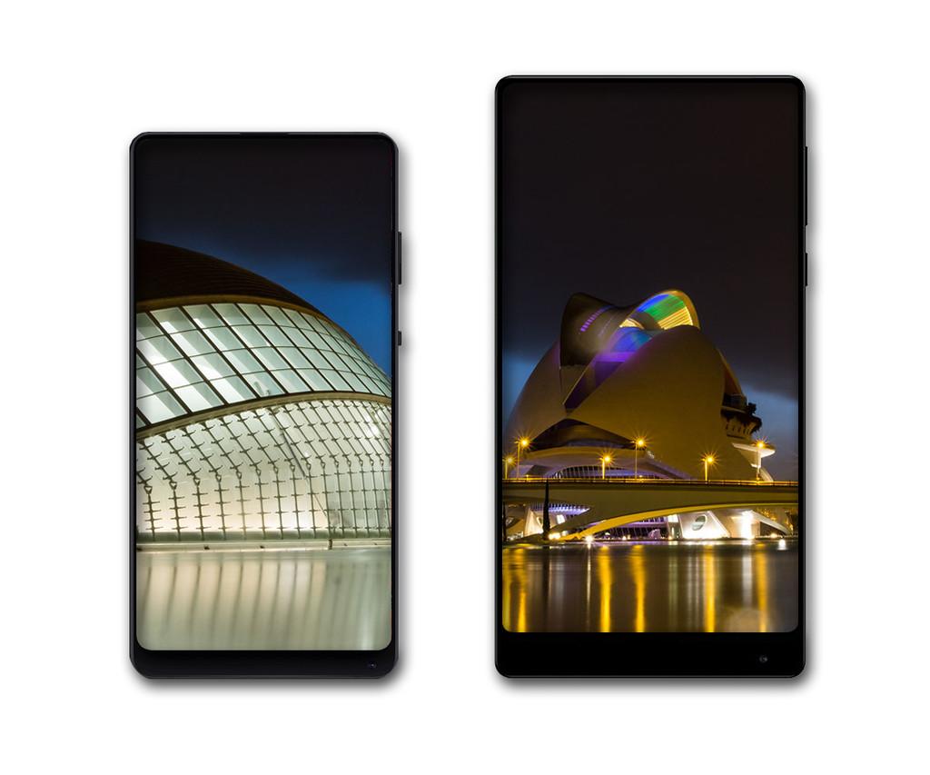 Xiaomi Mi Mix 2 y 1