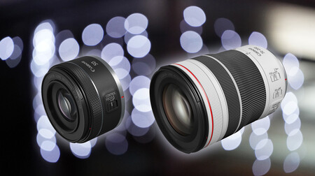 Canon RF 50 mm f/1,8 STM y RF 70-200 mm f/4L IS USM, la familia de ópticas RF para CSC full frame se amplía con dos clásicos