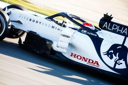 Gasly Honda F1 2020