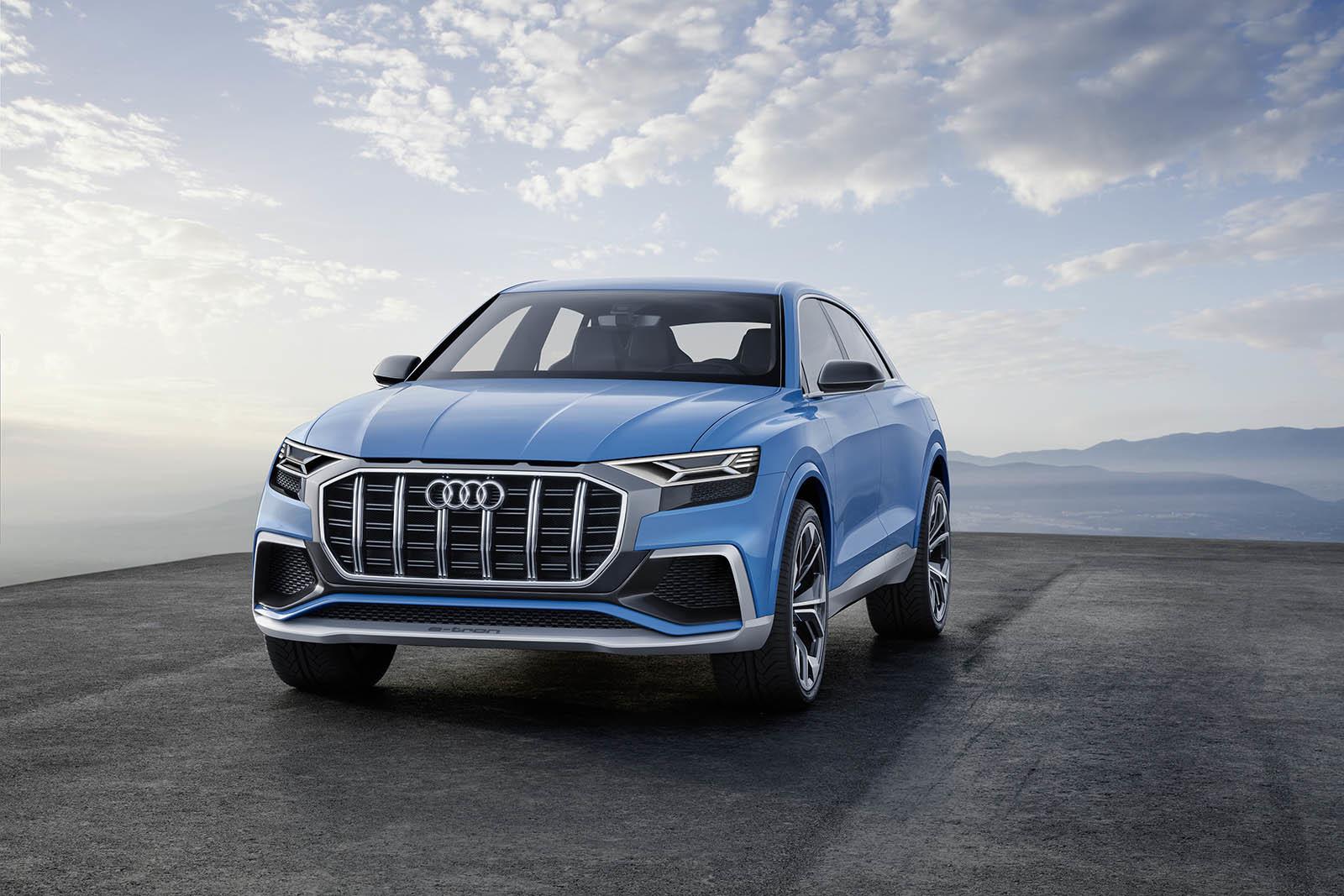 Foto de Audi Q8 Concept (25/39)