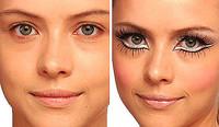 Maquillaje para Halloween: gatita