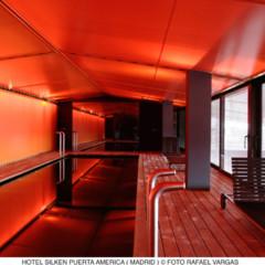Foto 1 de 7 de la galería hotel-puerta-america-el-atico en Decoesfera